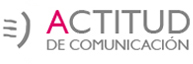 Logo Actitud de Comunicación