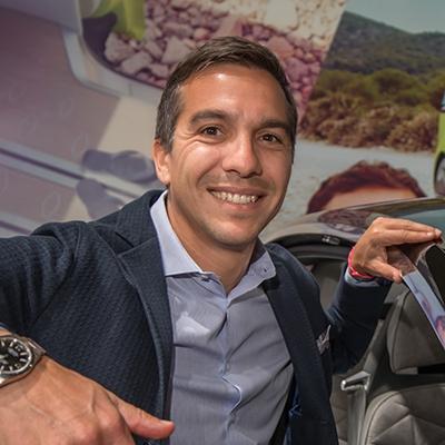 Pedro Mateos - Volkswagen