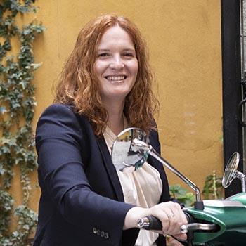 Priscilla Sellier - PEUGEOT MOTOCYCLES ESPAÑA